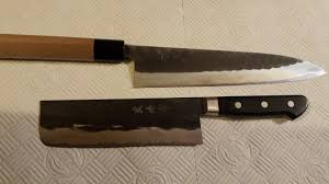 want to trade yoshikane shirogami gyuto murata western nakiri