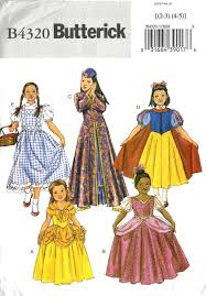 dorothy wizard of oz halloween costumes butterick b4320 children u0027s classic character halloween costume