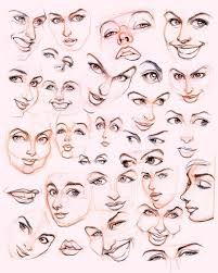 character faces by tracyjb on deviantart