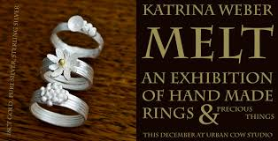 Jewellery Invitation Card Kitty Came Home Talks Blog Archive Melt An Exhibition Of Hand