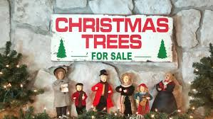 christmas trees sign christmas trees for sale wall decor