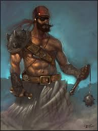 i challenge you to make a pirate themed archetype for every class