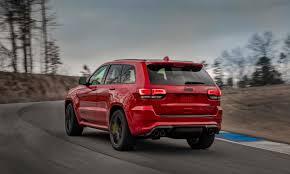 jeep track new york auto show 2017 jeep grand cherokee trackhawk autonxt