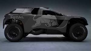 peugeot 2008 interior 2015 peugeot 2008 dkr gets bigger and more powerful for 2016 dakar