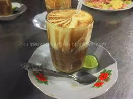 Teh Telur cara membuat teh telur teh talua minuman khas padang meilitaitai
