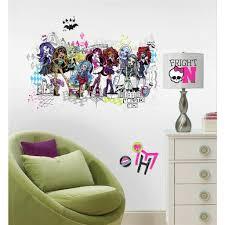 monster high comforter and sheet set bedroom paint furniture in