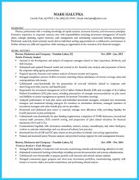 Treasury Analyst Resume Sample Resume With Gpa Listed Cover Letter Tourism Example 100