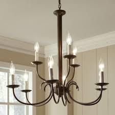 Dining Room Candle Chandelier by 100 Dining Room Candle Chandelier Black Color Rustic Cast
