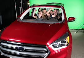 Ford Escape Inside - ford u0027s drivable u0027escape the room u0027 experience