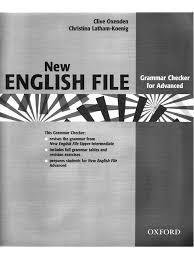 new english file advanced grammar checker