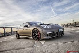 porsche boxster widebody official porsche panamera widebody by prior design gtspirit