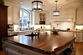 countertops kitchen countertops and islands real wood oak