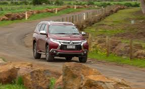 pajero sport mitsubishi 2016 mitsubishi pajero sport exceed seven seat practicality test