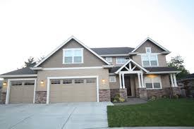 Craftsman Garage Plans Craftsman House Plans Oakridge 30 761 Associated Designs
