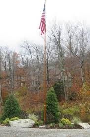32 oak wooden flagpole flagpoles etc