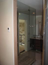 Frameless Slider Shower Doors Glass Frameless Steam Showers Shower Doors In Portland Or Esp