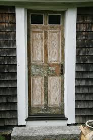 Antique Exterior Door An Farm Restoring An Antique Front Door