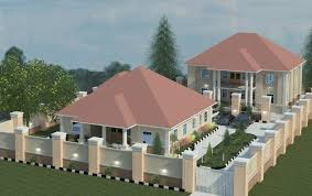 Building Plans For Your Taste Properties Nigeria Architectural Designs For Houses In Nigeria