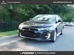 pre owned 2016 mitsubishi lancer 4dr sedan cvt es awc sedan in