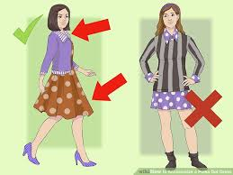 how to accessorize a polka dot dress 13 steps with pictures