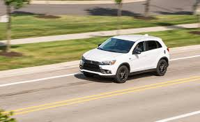 outlander mitsubishi 2017 2017 mitsubishi outlander sport 2 0l awd test review car and