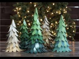 Cone Tree Diy Paper Cone Tree For Joann Fabric U0026 Craft Stores Youtube