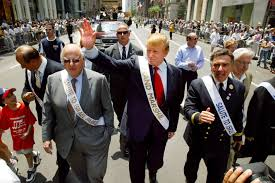 donald trump israel how donald trump got tapped to lead new york s israel day parade
