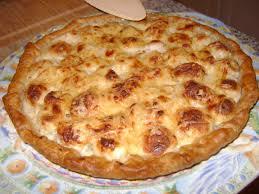 cuisiner le boudin blanc tarte au boudin blanc cocottes et cie
