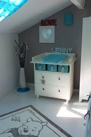 chambre bébé bleu chambre bebe turquoise et gris idées décoration intérieure