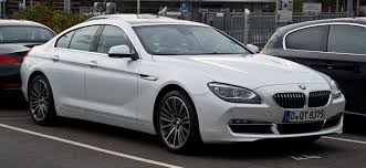 bmw 6 series wikiwand