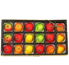 fruit gift boxes 18 marzipan fruit gift box bulk oh nuts oh nuts