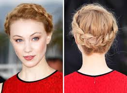 poof at the crown hairstyle french braid hairstyles to easy crown braid youtube cute french