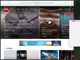 how to view two safari tabs at the same time on ios 10 cnet