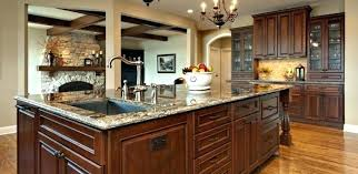 Aspen Kitchen Island Aspen Kitchen Aspen Kitchen Island Rustic Cherry Without Granite