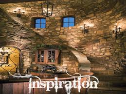 Stacked Stone Outdoor Fireplace - eldorado stone and brick how to install tubs fireplaces
