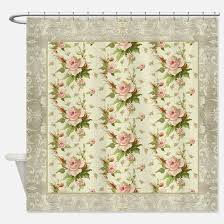 Cottage Shower Curtains Country Cottage Shower Curtains Cafepress