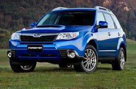 subaru forester old model 2011 subaru forester and 2011 forester s edition launched in australia