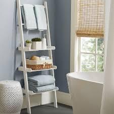 bathroom shelf idea white bathroom shelf simple home design ideas academiaeb