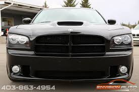 2010 dodge charger srt8 u2013 blacked out u2013 only 52k kms envision