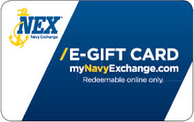 buy e gift cards online buy navy exchange gift cards online shop your navy exchange