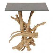 Driftwood Outdoor Furniture by Driftwood Side Table Foter