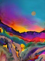 15 best alcohol ink painting images on pinterest alcohol ink