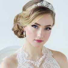 bridal tiara adelina exquisite treasure tiara silver makeover box wedding