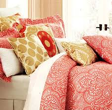 cynthia rowley bedding duvet cover set with moroccan medallion