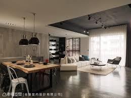 cuisine laqu馥 taupe 俞佳宏 室內設計 單身品味居所 精緻工業風體現 幸福空間 華人首選