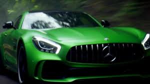 mercedes green mercedes launches beast of the green hell amg gt r in india
