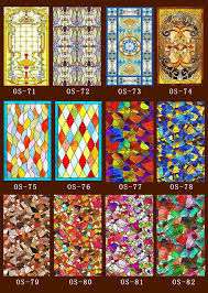 glass decorations for home decorative stained glass windows film custom wardrobe doors church