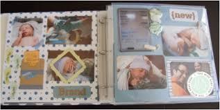 sonogram photo album baby album basics the wise baby