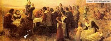 pilgrims thanksgiving profile cover 905314