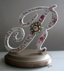 Shabby Chic Wedding Accessories by Monogrammed Custom Vintage Shabby Chic Wedding By Ndetaildesign